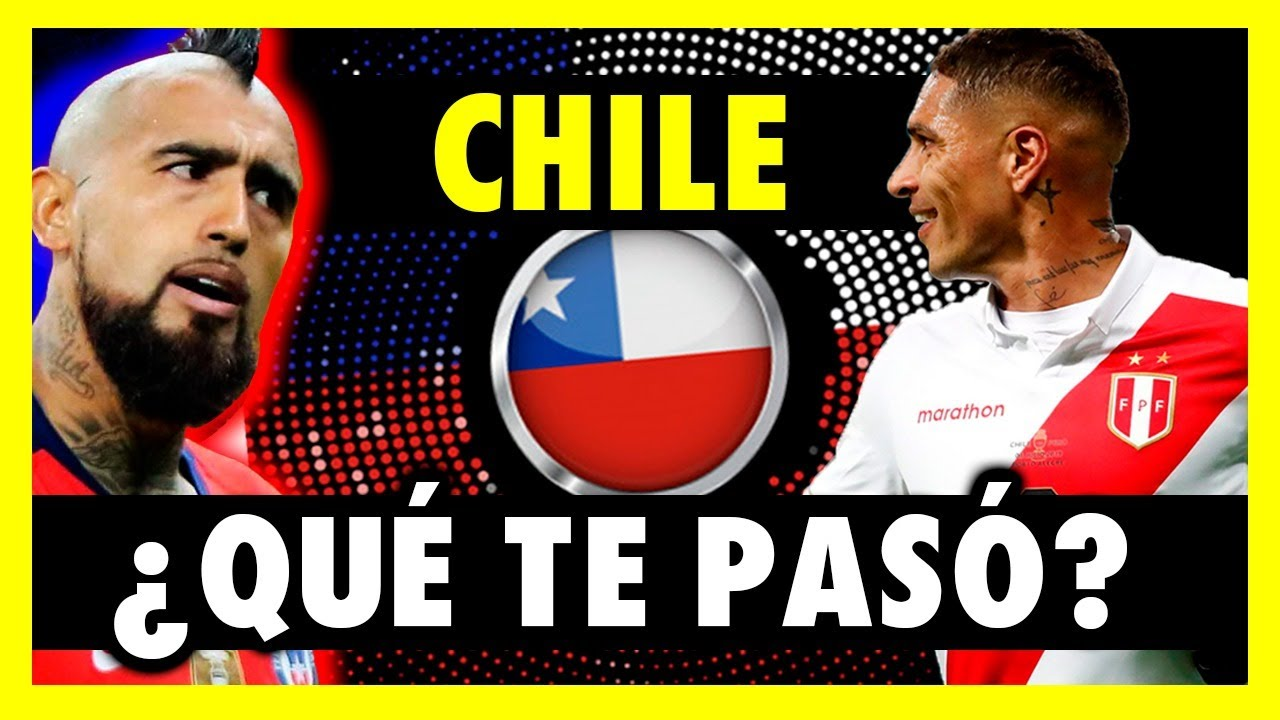 CHILE RUMBO A QATAR 2022 - ELIMINATORIAS SUDAMERICANAS