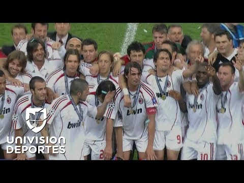 UCL Final 2007 | AC Milan 2-1 Liverpool - La Revancha - RESUMEN, HIGHLIGHTS
