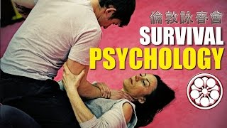3 Essential Psychological Factors to Survive A BAD SITUATION | How to Defend Yourself