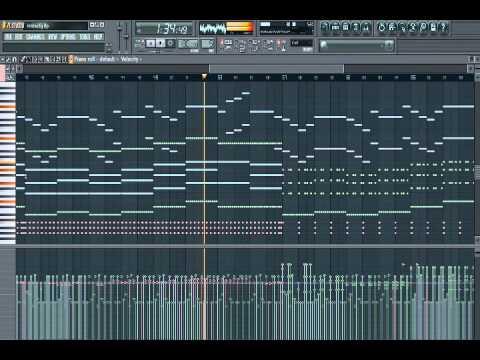 Realistic String Melody (Retrieving Freedom) - Fl Studio 11