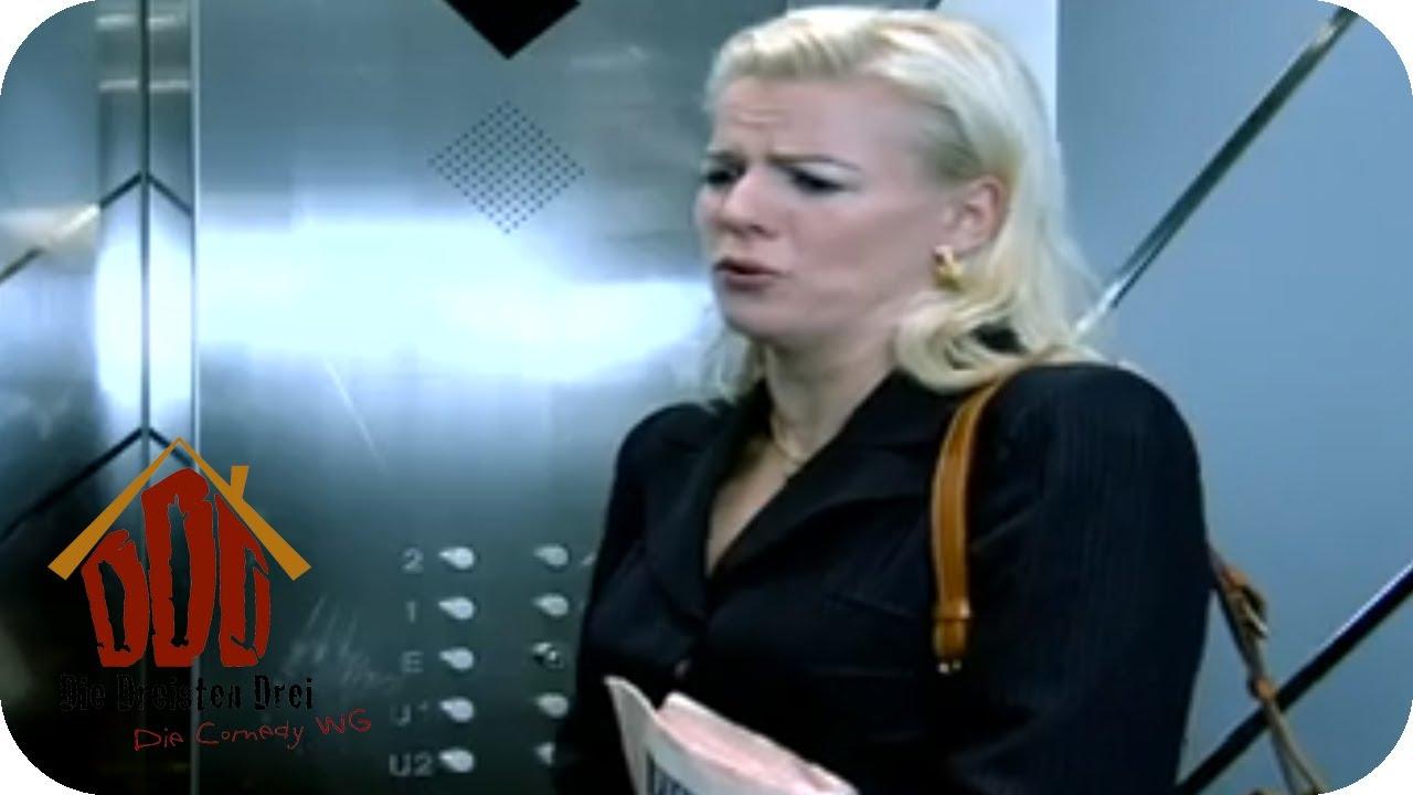 Aufzug-Musik | Die Dreisten Drei - Die Comedy-WG