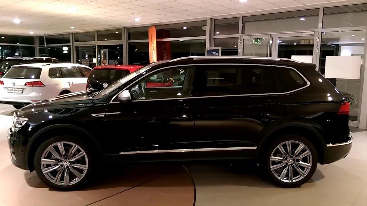 Der neue Volkswagen Tiguan Allspace. Ab sofort beim Autohaus Schlotter. - YouTube