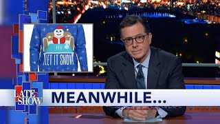 """Download Meanwhile... WalMart Apologizes For """"Cocaine Santa"""" Sweater Mp3 and Videos"""