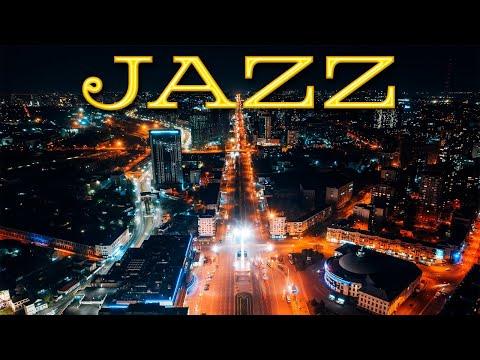 Smooth City JAZZ - Background Remix JAZZ Music - Relaxing Night JAZZ
