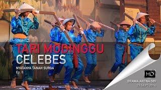 Nyatanya Tanah Surga Ep. 6 - Tari Modinggu Celebes - Drama Arena 589 2014 - Darussalam Gontor