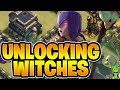 UNLOCKING WITCHES AT TH9! - Let's Play TH9 Ep.3 - Clash of Clans