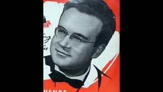 """Horst Wende: """"Rosemarie-Polka"""" (Harden) - Mit Schwung und Rhythmus - Polydor, 10"""" LP, 1953"""