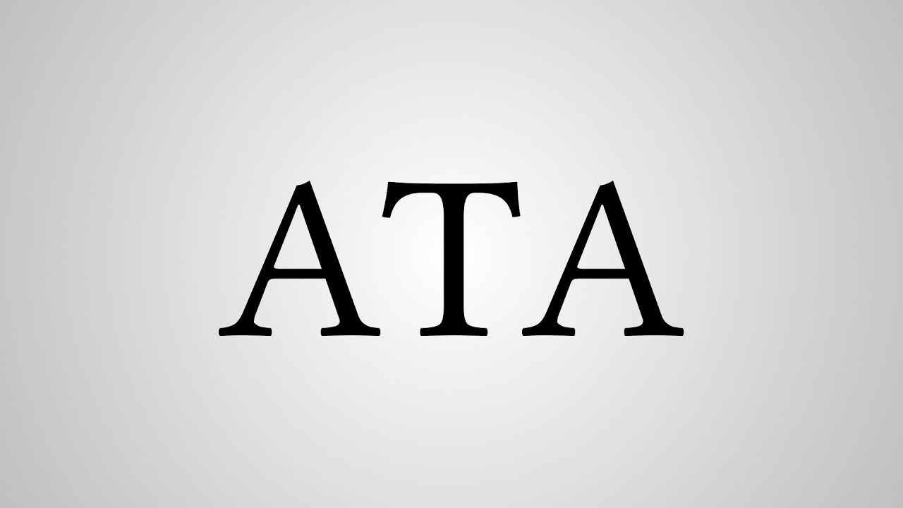 what does ata stand for
