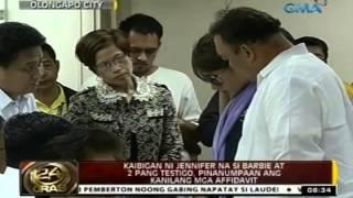 24 Oras: PFC Pemberton, hindi sumipot sa preliminary investigation sa kasong pagpatay kay Laude