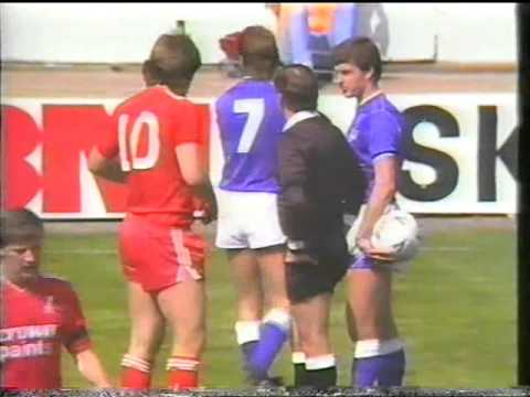Liverpool v Everton Charity Shield 1986 Full Match
