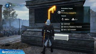 Assassin's Creed Unity - Nostradamus Enigma Walkthrough: Saturnus