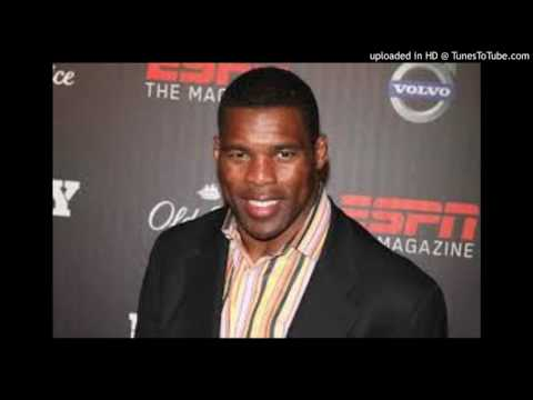 Herschel Walker Interview