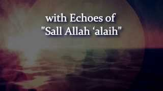 Echoes - Nader Khan Lyric Video NEW NASHEED 2015 #WATER #SHARETHEPROPHET #QUENCHTHETHIRST