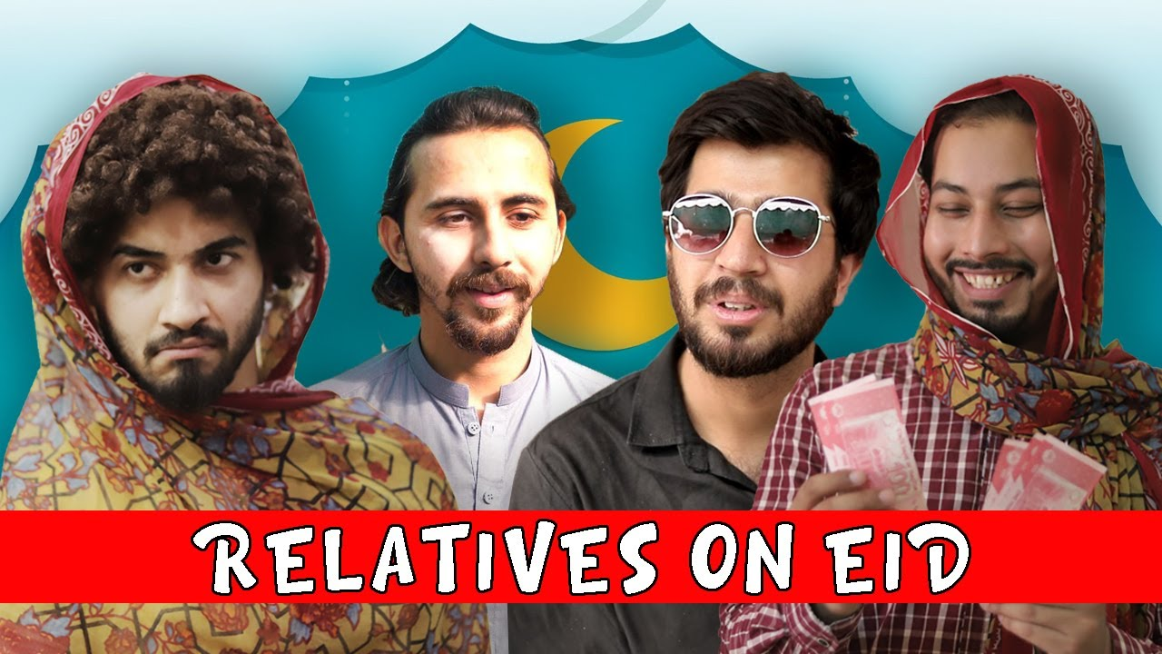 Download Relatives on Eid l Peshori vines