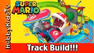 Super Mario Bros MARIOKART 7 Build by HobbyDad