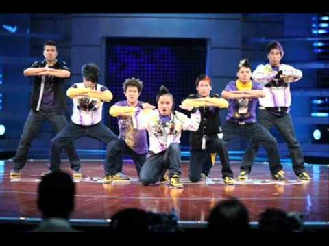 Quest Crew - Party Rock Anthem (CLEAN MIX+DOWNLOAD)