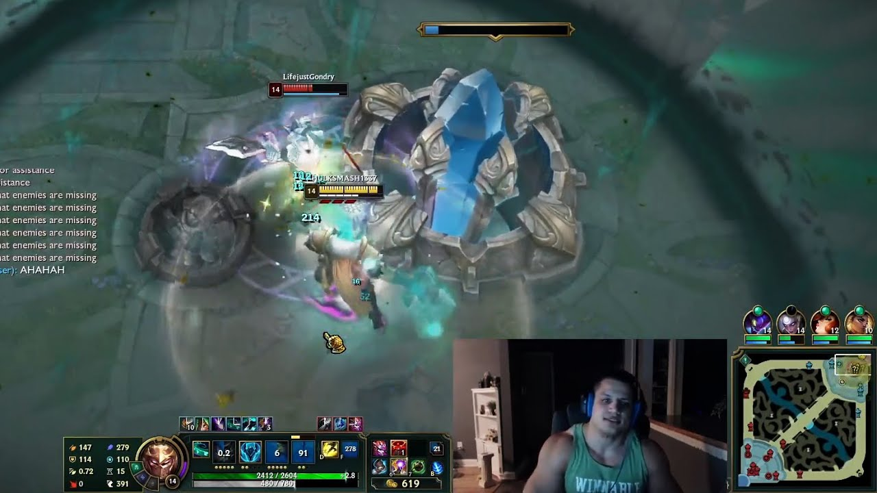 Tyler1's Game-Changing Morde Ult #Shorts