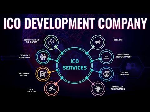 ICO Development Company | Hire Token Developer