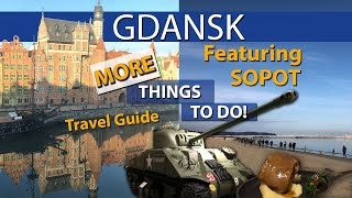 More Things To Do In Gdansk, Poland | Including Sopot Seaside Resort & Walking Guide