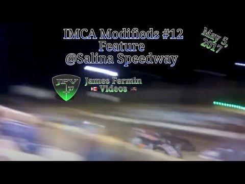 IMCA Modifieds #10, Feature, Salina Speedway, 2017