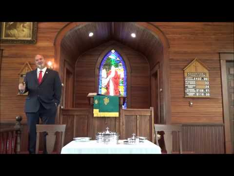 Kenny Hall Ledbetter Christian Church Hero #2 Abraham