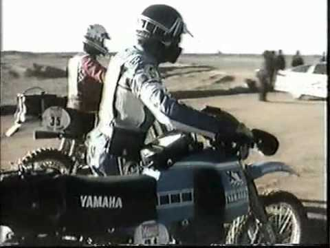 XT 500 Rallye Paris Dakar 1981 - Part 1/3