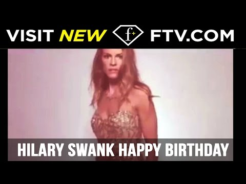 Hilary Swank Happy Birthday - 30 July | FTV.com