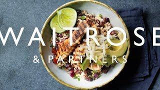 Turkey & Black Bean Chilli Bowls | Waitrose & Partners