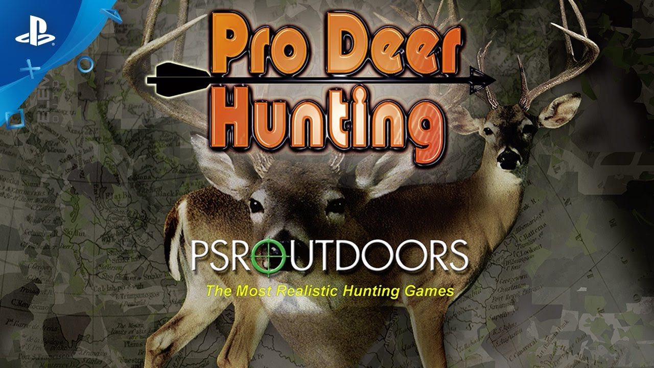 Pro Deer Hunting - Gameplay Trailer | PS4