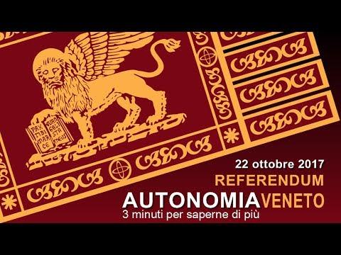 Referendum Autonomia Veneto (3 minuti per sapere tutto su una cosa mai accaduta in Italia)