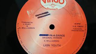 Lion Youth - Chant in a Dance