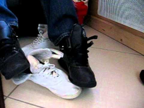 shoeplay reebok freestyle - YouTube 536154059