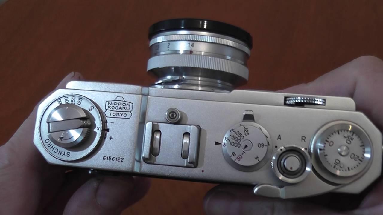Repair: Nikon S2 Front Overhaul | Richard Haw's Classic