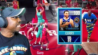 100 OVR STEPHEN CURRY is a CHEAT CODE! NBA Live Mobile 20 Season 4 Gameplay Ep. 42