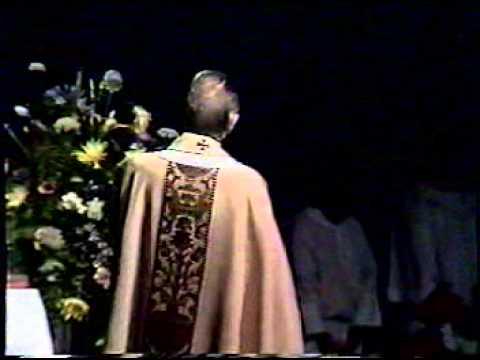 Fr. Peter Rookey Mass-Tulsa, OK Marian Conference  June 1992