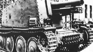 видео Тяжелая САУ Sd.Kfz.135/1 - 18 Февраля 2010 - Вооружение 2 мировой войны