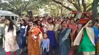 Athira malappuram Vanitha mathil
