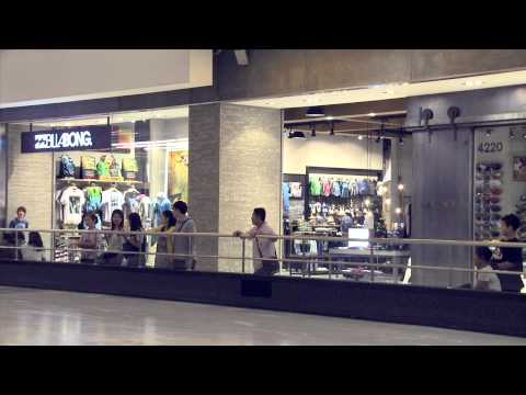 Billabong Multi Brand Concept Central World - Bangkok