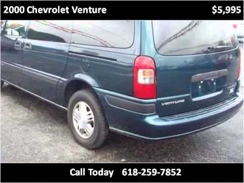 2000 Chevrolet Venture Used Cars Cottage Hills IL