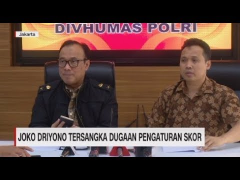 Tersangka Dugaan Pengaturan Skor, Joko Driyono Dicekal!