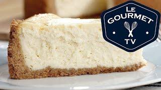 Eggnog Cheesecake Recipe - Legourmettv