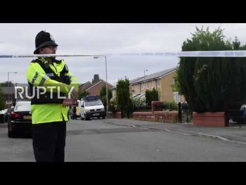 UK: Two arrested as police raid another Moss Side address
