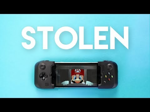 Did Nintendo STEAL the Switch?