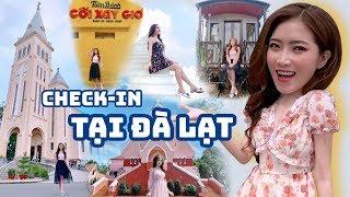 Meena Check IN tại Đà Lạt, Ngày Đầu Tham Quan Xứ Mộng Mơ  | Meena Channel