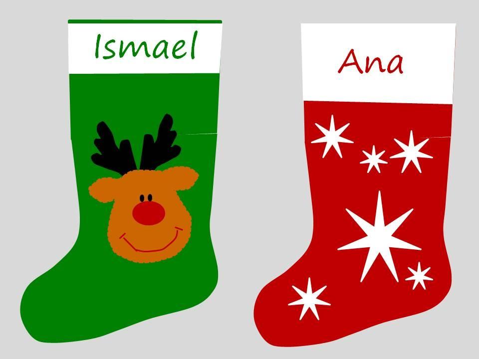 Bota Navidad Para Decorar