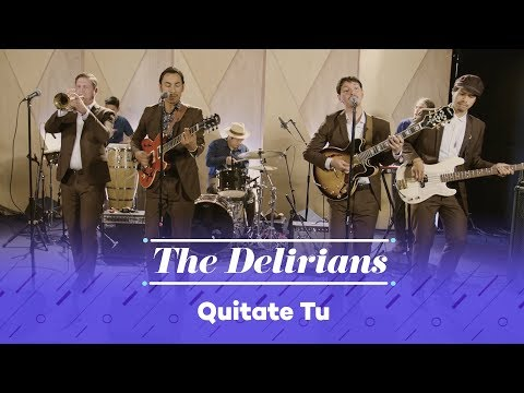 The Delirians - Quitate Tu (Fania All Stars)
