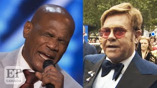 Download Elton John Reacts To 'AGT' Singer Who Was Wrongly Imprisoned For 37 Years Mp3 and Videos