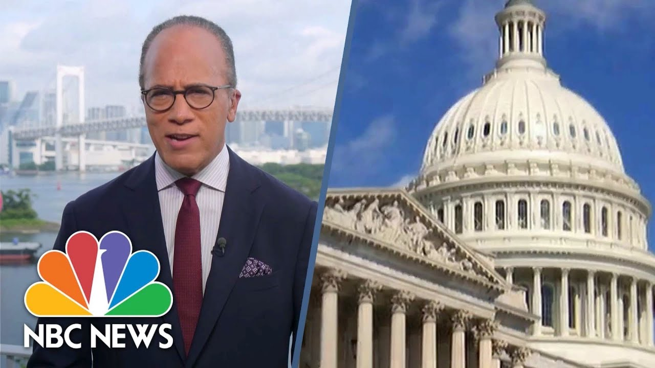 Download NBC Nightly News Broadcast (Full) - July 28th, 2021