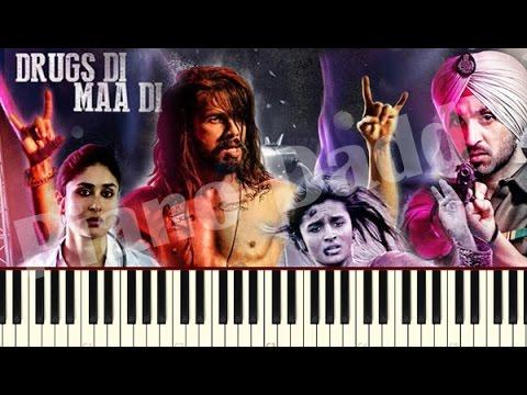 Chitta Ve (Udta Punjab) Piano Lesson ~ Piano Daddy