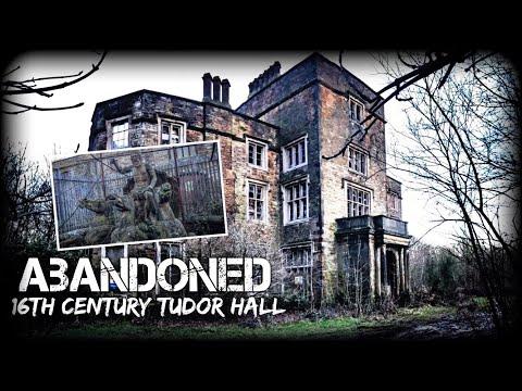 ABANDONED 16th Century Tudor Hall